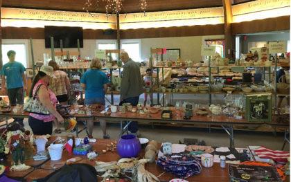 garage sale sanctuary overview WEB